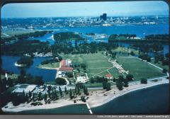 Toronto Islands, a tour attraction in