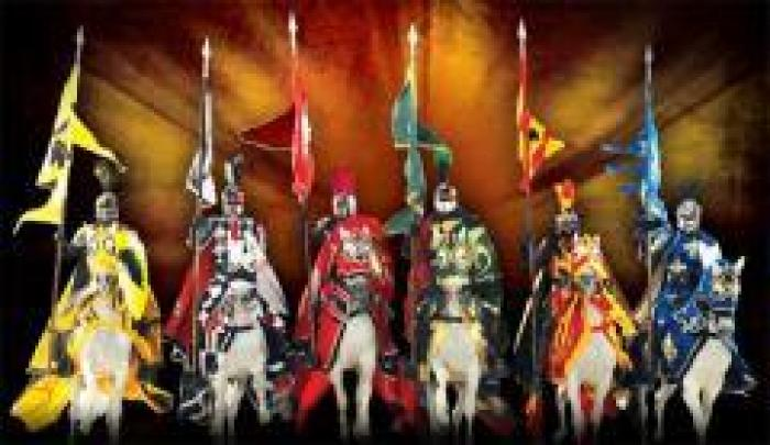 Medieval Times Toronto, a tour attraction in