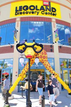 Legoland Discovery Centre, a tour attraction in