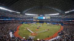 Rogers Centre, a tour attraction in