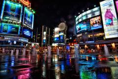 Yonge-Dundas Square, a tour attraction in