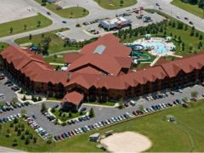 Great Wolf Lodge, a tour attraction in