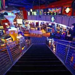 Playdium Mississauga, a tour attraction in
