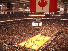 Air canada centre, a tour attraction in