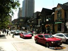 Yorkville, Toronto, a tour attraction in