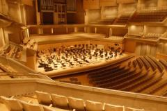 Roy Thomson hall, a tour attraction in