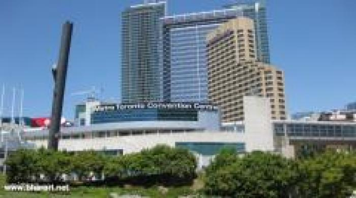 Metro Toronto Convention Centre, a tour attraction in