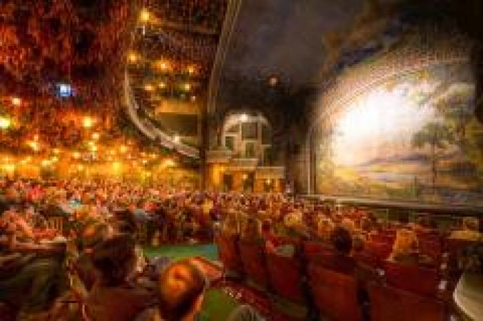 Elgin and winter garden theatres, a tour attraction in
