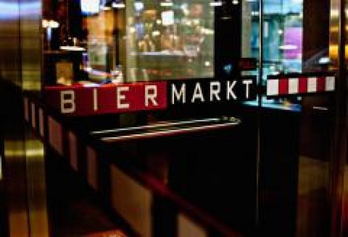 Bier Markt, a tour attraction in