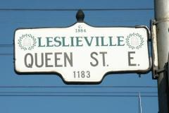 Leslieville, a tour attraction in