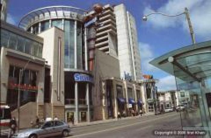 Yonge and Eglinton, a tour attraction in