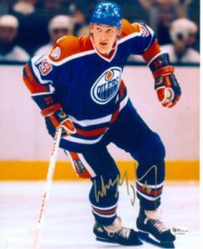 Wayne Gretzky's, a tour attraction in
