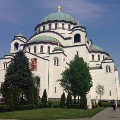 Hram Svetog Save, a tour attraction in Београд Србија