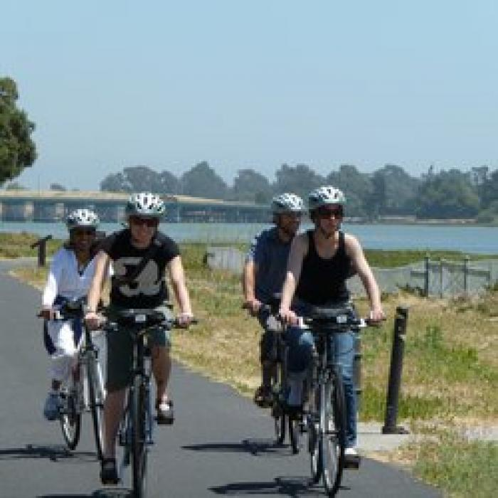 East Bay Winery Bike Tours, a tour attraction in  United States