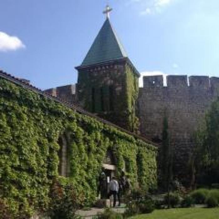 Crkva Ružica, a tour attraction in Београд Србија