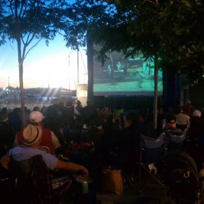 Waterfront Flicks, a tour attraction in Oakland United States