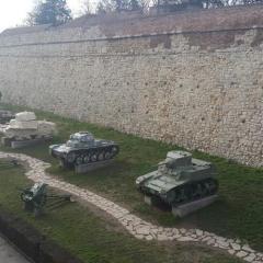 Vojni muzej, a tour attraction in Београд Србија