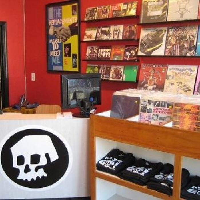 1-2-3-4 Go! Records, a tour attraction in Oakland United States