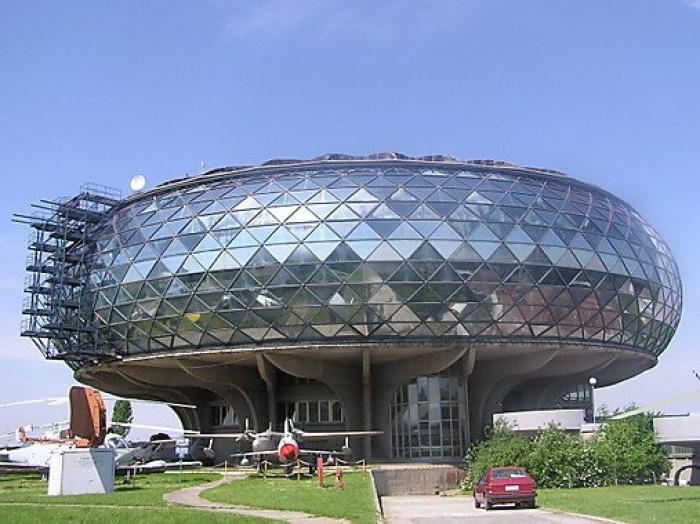 Muzej vazduhoplovstva (Aeronautical Museum), a tour attraction in Београд Србија