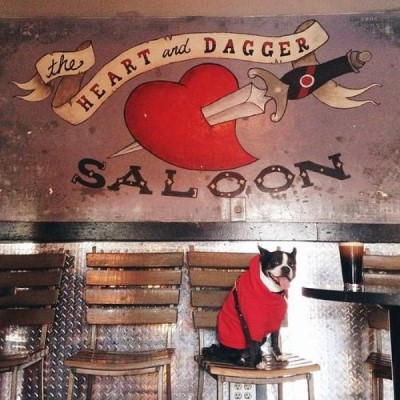 Heart & Dagger Saloon, a tour attraction in Oakland United States