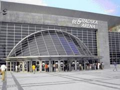 KOMBANK Arena, a tour attraction in Novi Beograd Србија