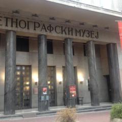Etnografski muzej, a tour attraction in Београд Србија