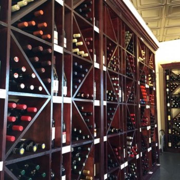 The Barrel Room, a tour attraction in Oakland United States