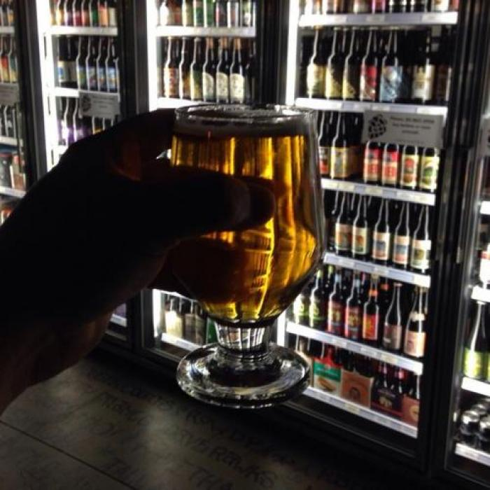 The Good Hop Bottleshop, a tour attraction in Oakland United States