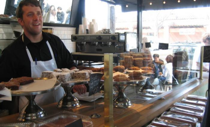 Bakesale Betty, a tour attraction in Oakland United States
