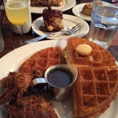 Brown Sugar Kitchen, a tour attraction in Oakland United States