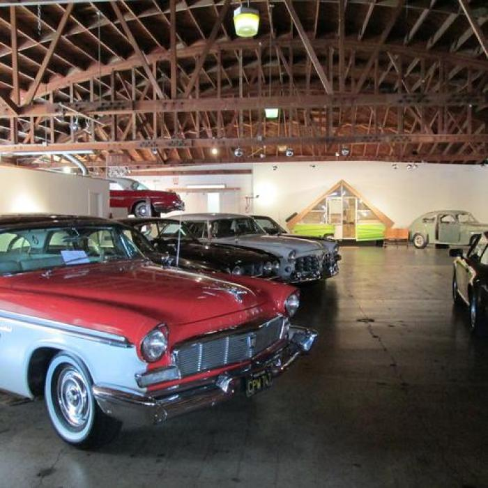 Classic Cars West, a tour attraction in Oakland United States