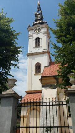 Crkva Svetog Oca Nikolaja, a tour attraction in Београд Србија