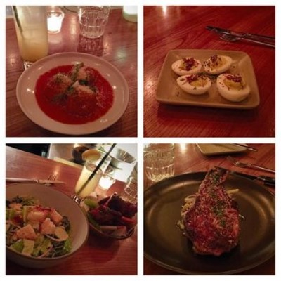 Plum Bar + Restaurant, a tour attraction in Oakland United States