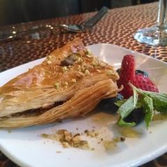 Pathos Restaurant & Bar, a tour attraction in Berkeley United States