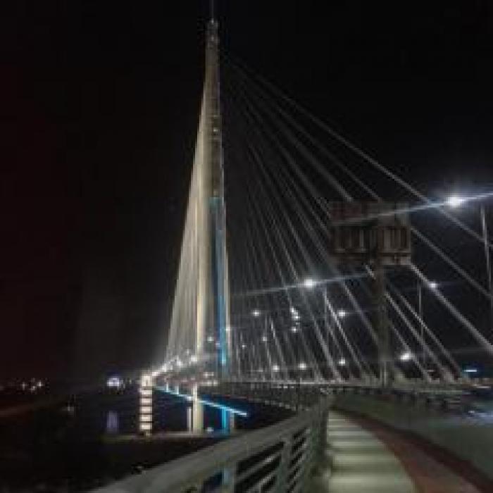 Most na Adi, a tour attraction in Београд Србија