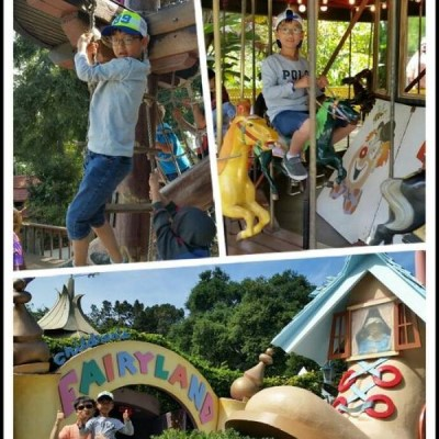 Children's Fairyland, a tour attraction in Oakland United States