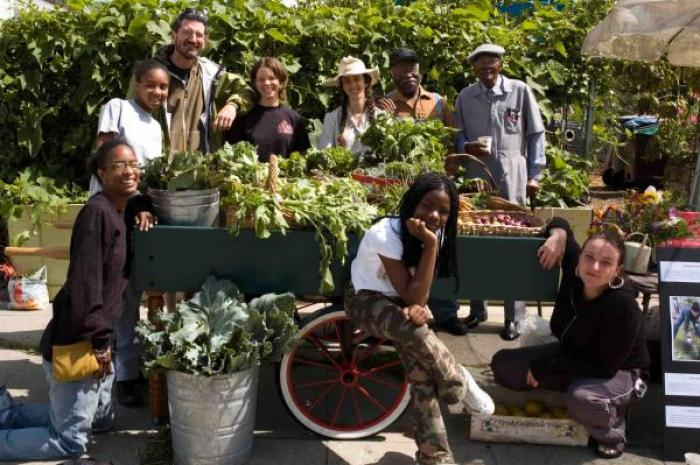 City Slicker Farms, a tour attraction in Oakland United States