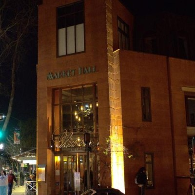 Oliveto Cafe & Restaurant, a tour attraction in Oakland United States