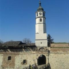 Sahat (Clock) Tower, a tour attraction in  Србија