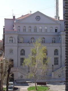 Sinagoga, a tour attraction in Београд Србија