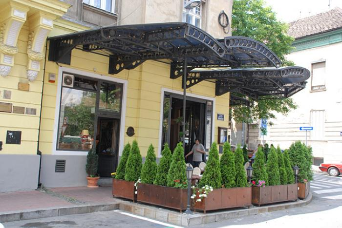 Casa Nova, a tour attraction in Београд Србија