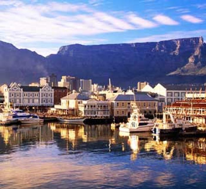"The City of Love, Nature and Lazy Days"", a travel guide to Cape Town, Western Cape, South Africa"