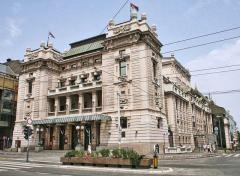 National Theater In Belgrade, a tour attraction in Serbia, Belgrade