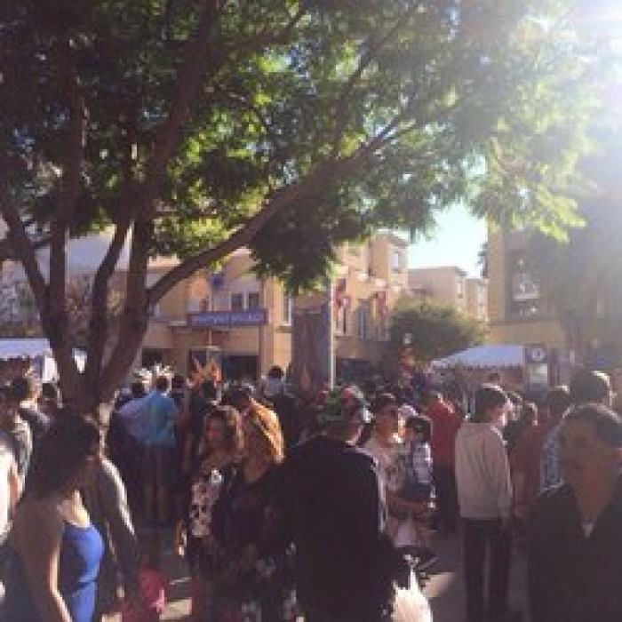 Fruitvale Village, a tour attraction in Oakland United States