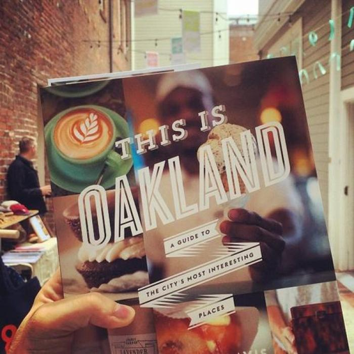 Old Oakland Historic District, a tour attraction in Oakland United States