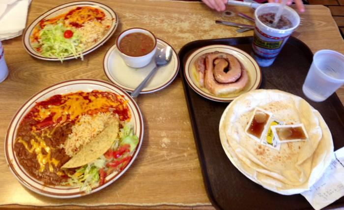 Frontier Restaurant, a tour attraction in Albuquerque United States