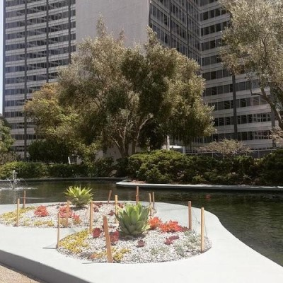 Kaiser Rooftop Garden, a tour attraction in Oakland United States