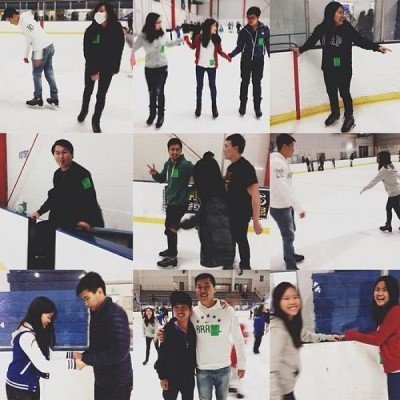 Oakland Ice Center, a tour attraction in Oakland United States