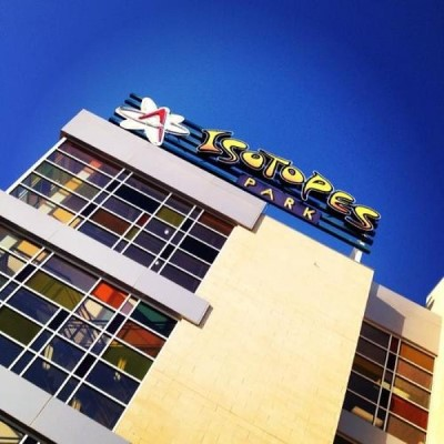 Isotopes Park, a tour attraction in Albuquerque United States