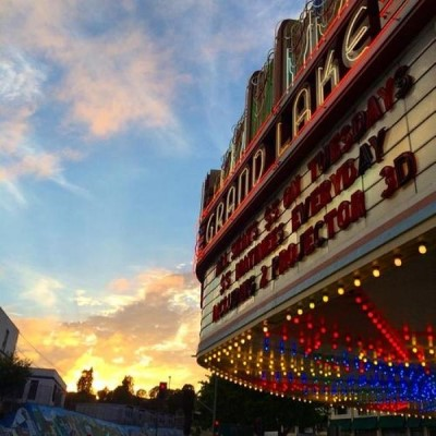 Grand Lake Theater, a tour attraction in Oakland United States